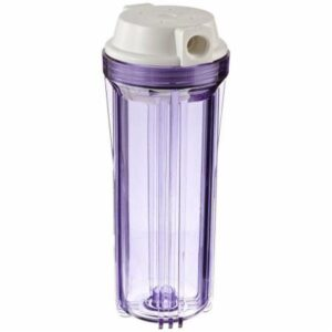 10 inch Clear Water Filter Housing